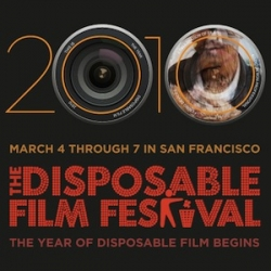 Disposable Film Festival dedicated to films shot on devices like cell phones, webcams, and pocket cameras premieres in SF, next week.