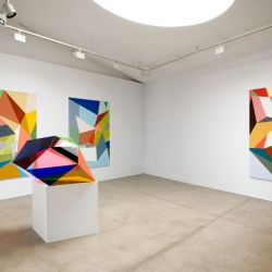 Gemma Smith at Sarah Cottier Gallery in Australia.
