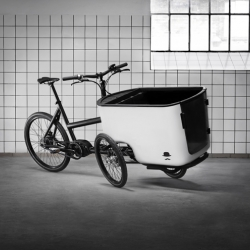 MK1 – Tilt-action Cargo Trike by Butchers & Bicycles