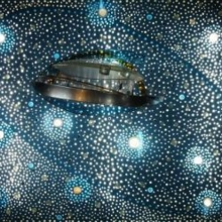 Gyula Kosice's HYDROSPATIAL CITY, a fascinating exploration of space architecture 25 years in the making, goes on display June 7 at the Museum of Fine Arts, Houston.