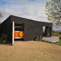 AJ Small Projects shortlist 1, Chatley Lodge, Somerset, by AOC Architecture