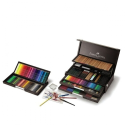 It must be love! Faber-Castell released a special edition box set for their 250th birthday in 2011.