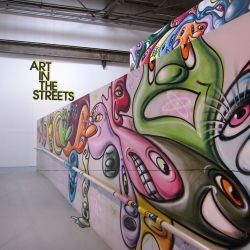 A thorough look through the new ART IN THE STREETS  exhibition at MoCA in Los Angeles. [Editor's Note: Amazing pics!!!]