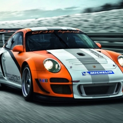 The new 911 Porsche GT3 R Hybrid will be unveiled at the Geneva Auto Show in 18 days.  Its first test will come two months later at the 24 hrs of Nurburgring on May 15.