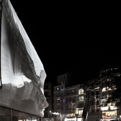 Augmented Structures v1.1: Acoustic Formations / İstiklâl Caddesi. An interdisciplinary art and architecture project