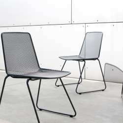 Haley chair & barstool collection by Alexander Rehn.