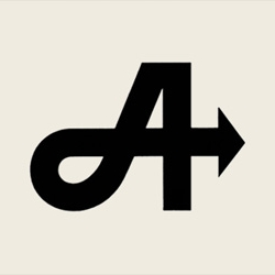 Alphabet Soup: Ace collection of letter-based corporate logo trademarks from the 1960s.