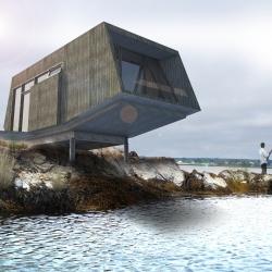 Westport Kayak House single room retreat in Westport Point MA.