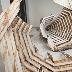 Diana Al-Hadid, Tower of Infinite Problems