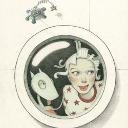 Great children's book illustrations by Denise van Leeuwen.