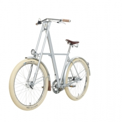 Leikier, one glorious example of retro bicycle design by Danish atellier Velorbis. Zig and zag, one day you will be mine!