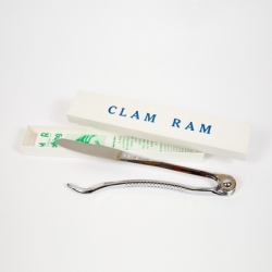 Eat your clams perfectly with the Clam Ram.