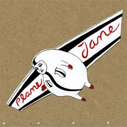 Kings, Queens and spades infiltrate the amazing illustrations of Plane Jane.