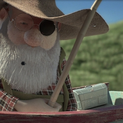 The Fisherman and the Fly - Independent animation studios in Sao Paulo Brazil, Big Studios' newest project!