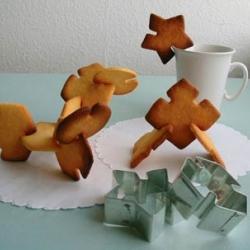 Love this! Puzzle Cookie Mould by Mizuguchi Nami.