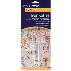 Fabric maps! Rand McNally has made printed their maps on fabric. I would like to get one from each city to use as napkins.