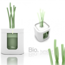 New humidifier  designed by DesignPlus+