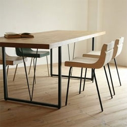 Really gorgeous furniture from Hiromatsu.