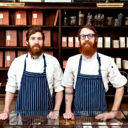 The Scout's third episode in the craftsmanship series features Michael and Rick Mast of Mast Brothers Chocolate.