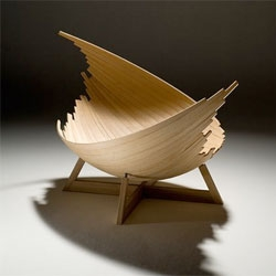 Barca chair by Jacob Joergensen.