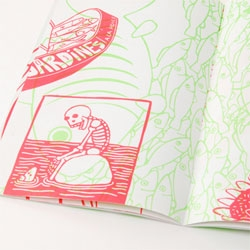 Gorgeous new print work on Atelier Aquarium's website.