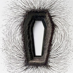 Interesting album design by Turner Duckworth for Metallica's Death Magnetic album. Follow the link for an interview with TD about the design process.