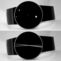 Love these amazing watches by Denis Guidone Atelier - minimal and beautiful!
