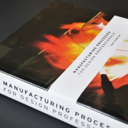 Review of a must-have book for any product designer: Manufacturing Processes for Design Professionals