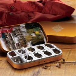 WOW. Perk's Gold Fly Selection - Orvis CEO and lifetime angler Perk Perkins picked the 26 best-producing, most-proven go-to flies for catching trout anywhere.
