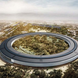 The complete set of drawings for the Norman Foster-designed Apple campus have been released!