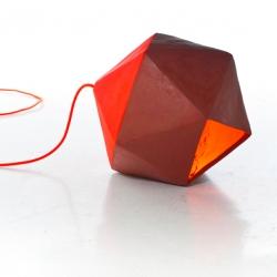 Victoria Molina's Barro de Metepec - Terracota floor Lamp, Advanced Handcraft Object.