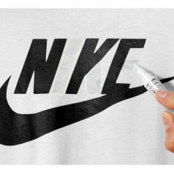 The design studio Triboro has rethought the classic logo Nike turning it into NYC.