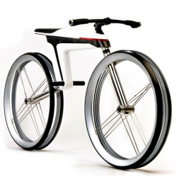 Ralf Kittmann took home an iF Design Award for his zero-emission electric bicycle concept HMK 561.