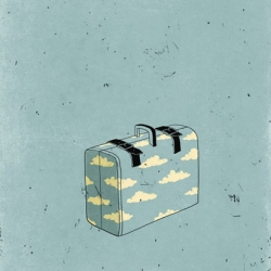 """Mono Shout"" The new book of Alessandro Gottardo's illustrations."