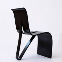 New stackable chair concept, the Kulms Chair by MisoSoupDesign.