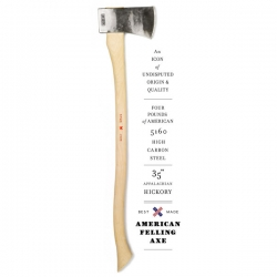 Best Made Co's promo video for the 'American Felling Axe' - an amazing American made tool.