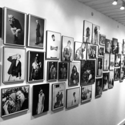 Exclusive coverage of New York based fashion photographer Jimmy Fontaine's solo show 'Everything Went Black' at Comune.