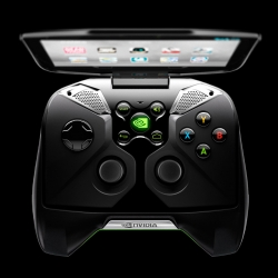 NVIDIA presented at 2013 CES in Las Vegas 'Project SHIELD', a gaming portable for open platforms, designed for gamers who yearn to play when, where and how they want.
