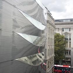 10 Hills Place, London - AL_A : Amanda Levete Architects