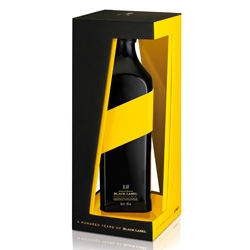 Happy 100th to Johnnie Walker ~ designed by Bloom ~ 100 limited edition bottles exclusive to Selfridges