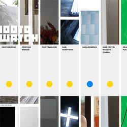 Directory of contemporary Romanian visual artists.  Cursor key navigation.