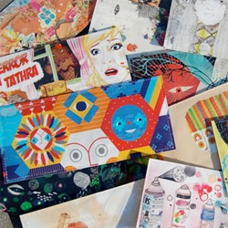 Poketo launches their Australian Series wallets - showcasing designs from artists down under. The wallets will launch stateside in late November.