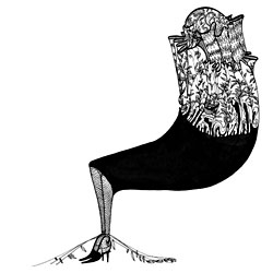 Illustrations from the Brazilian artist, Herbert Baglione.