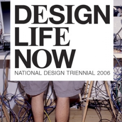 "at the cooper-hewitt: ""design life now demonstrates how design permeates every aspect of contemporary life and showcases the best in experimental design and emerging ideas at the center of American culture from 2003 to 2006."""