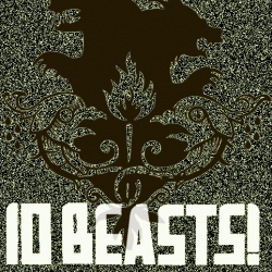 Got 310 bucks for Beasts! special limited edition  The Tiny Showcase 10 Beasts! Letterpress Collection.  Only 100 were made.