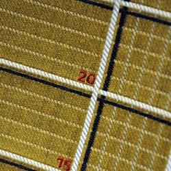 Striking close-ups of textiles by Moroso, Moooi, Alcantara and Edra pure detail love.