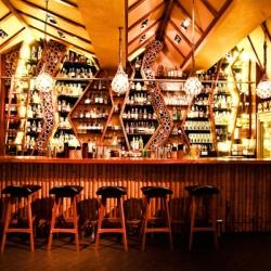Every day is a Polynesian holiday in Honi Honi, Hong Kong's first Tiki bar.