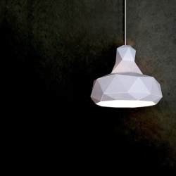 The pendent light HELIX is designed by Marc DE GROOX inspiring by mathematics rules...