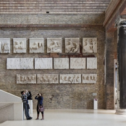 David Chipperfield Architects completed the renovation of the Neues Museum, located in East Berlin. Chipperfield calls it 'an important moment bringing the Museum which was destroyed during WW2 back into the public life of the city'.