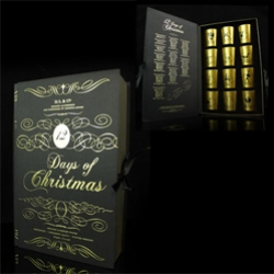 D.L. & Co's 12 Days of Christmas Candle Gift Set